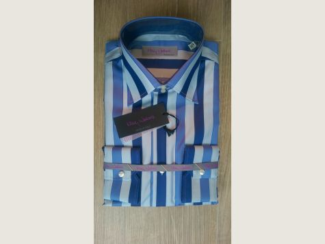 Mod. 543 Blue with White Stripe